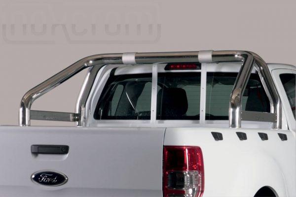 Ford Ranger Double Cab 2019 - Szimpla borulásvédő - összekötővel - mt-263