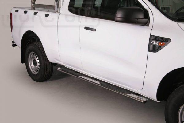 Ford Ranger Single Cab 2012 - Ovális oldalfellépő - mt-192