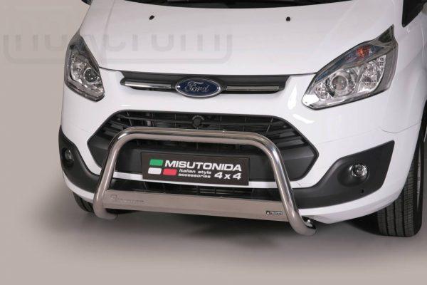 Ford Transit Custom Swd L1 2013 2017 - EU engedélyes Gallytörő rács - mt-219
