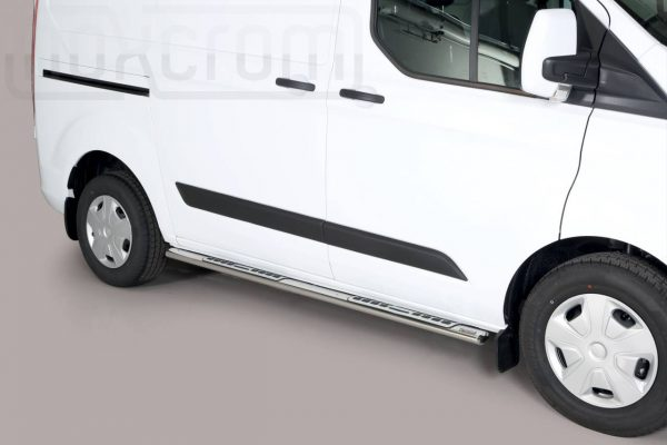 Ford Transit Custom Swd L1 Tourneo 2018 - ovális oldalfellépő betéttel - mt-111