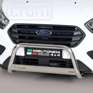 Ford Transit Custom Swd L1 Tourneo 2018 - EU engedélyes Gallytörő rács - mt-145