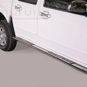 Great Wall Steed Wingle Double Cab 2009 2011 - ovális oldalfellépő betéttel - mt-111