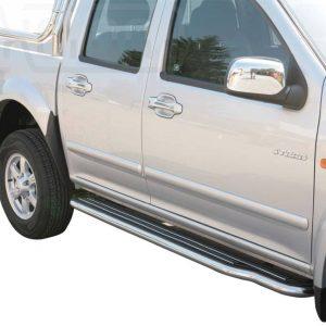 Great Wall Steed Wingle Double Cab 2011 - Lemezbetétes oldalfellépő - mt-221