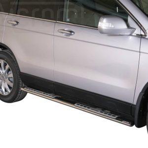 Honda Cr V 2010 2012 - ovális oldalfellépő betéttel - mt-111