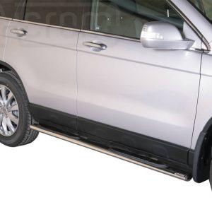 Honda Cr V 2010 2012 - Ovális oldalfellépő - mt-192