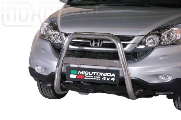 Honda Cr V 2010 2012 - EU engedélyes Gallytörő rács - magasított - mt-214
