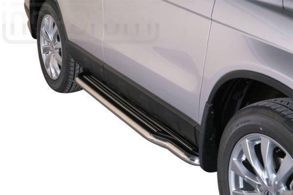 Honda Cr V 2010 2012 - Lemezbetétes oldalfellépő - mt-221
