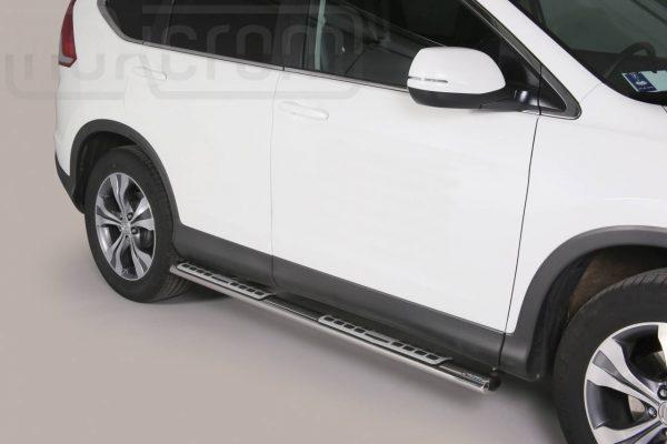 Honda Cr V 2012 2015 - ovális oldalfellépő betéttel - mt-111