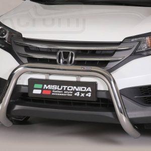 Honda Cr V 2012 2015 - EU engedélyes Gallytörő rács - U alakú - mt-157