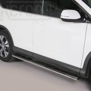 Honda Cr V 2012 2015 - Ovális oldalfellépő - mt-192