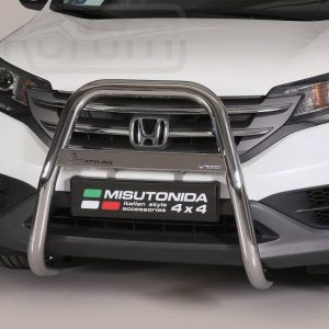 Honda Cr V 2012 2015 - EU engedélyes Gallytörő rács - magasított - mt-214
