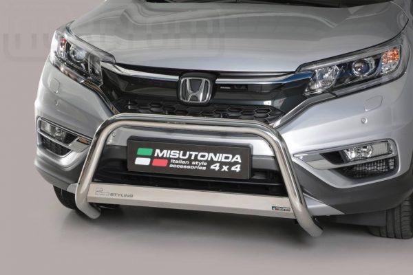 Honda Cr V 2016 2018 - EU engedélyes Gallytörő rács - mt-133