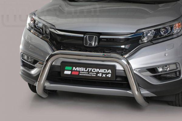 Honda Cr V 2016 2018 - EU engedélyes Gallytörő rács - U alakú - mt-157