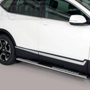Honda Cr V Hybrid 2019 - ovális oldalfellépő betéttel - mt-111