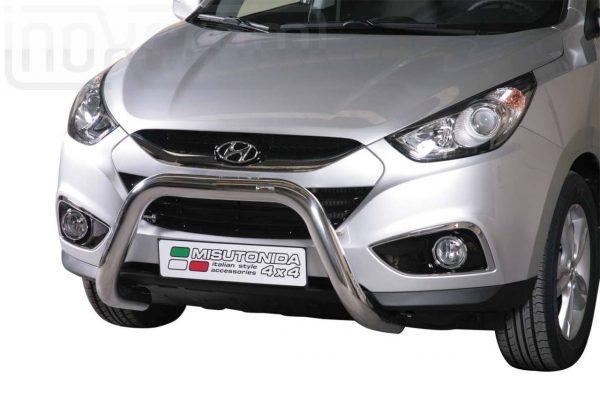 Hyundai Ix 35 2011 - EU engedélyes Gallytörő rács - U alakú - mt-157