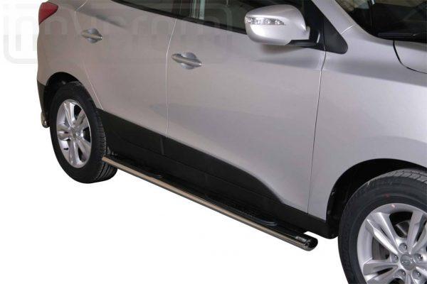 Hyundai Ix 35 2011 - Ovális oldalfellépő - mt-192