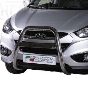 Hyundai Ix 35 2011 - EU engedélyes Gallytörő rács - magasított - mt-214