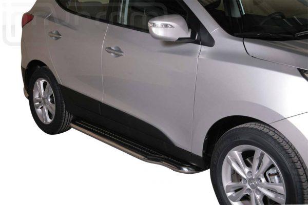 Hyundai Ix 35 2011 - Lemezbetétes oldalfellépő - mt-221