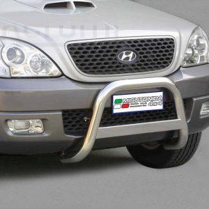 Hyundai Terracan 2004 - EU engedélyes Gallytörő rács - mt-219