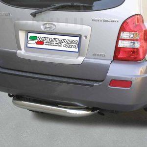 Hyundai Terracan 2004 - Hátsó lökhárító - mt-229