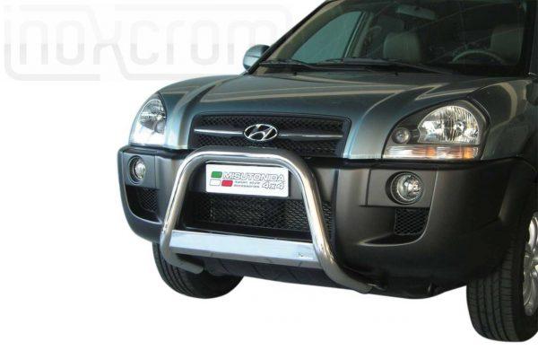 Hyundai Tucson 2004 2014 - EU engedélyes Gallytörő rács - mt-133