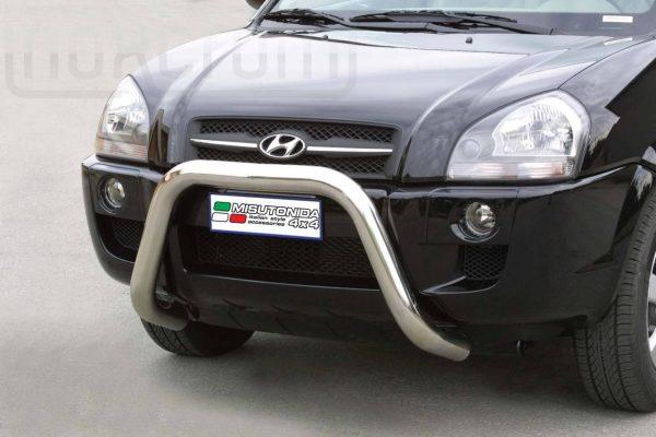 Hyundai Tucson 2004 2014 - EU engedélyes Gallytörő rács - U alakú - mt-157