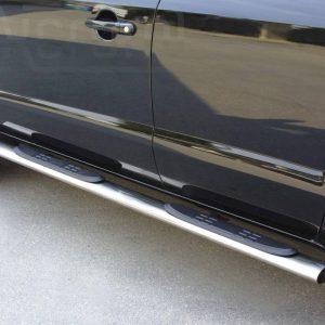 Hyundai Tucson 2004 2014 - Ovális oldalfellépő - mt-192