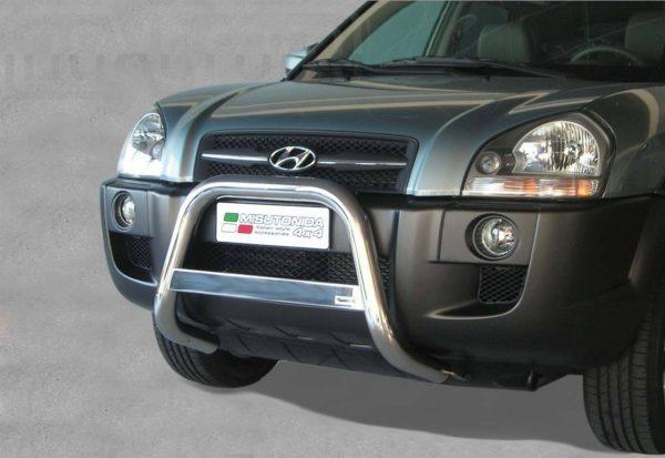 Hyundai Tucson 2004 2014 - EU engedélyes Gallytörő rács - mt-219
