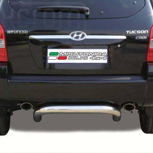 Hyundai Tucson 2004 2014 - Hátsó lökhárító - mt-229