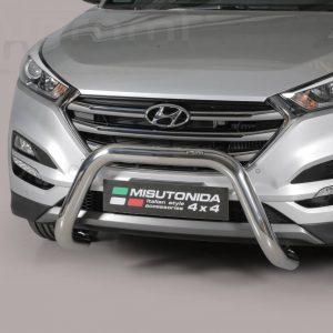 Hyundai Tucson 2015 2017 - EU engedélyes Gallytörő rács - U alakú - mt-157