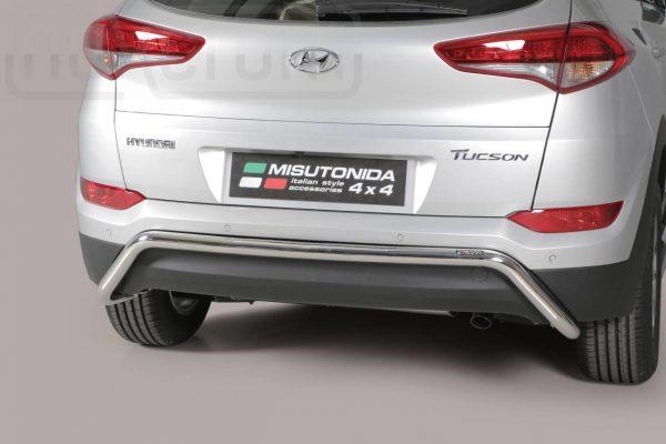 Hyundai Tucson 2015 2017 - Hátsó lökhárító - mt-229