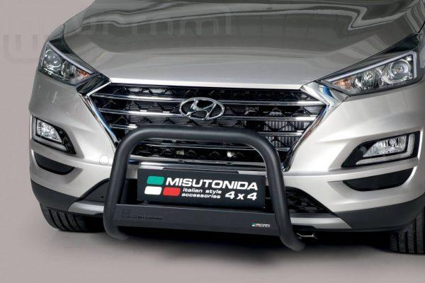 Hyundai Tucson 2018 - EU engedélyes Gallytörő rács - mt-149