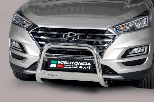 Hyundai Tucson 2018 - EU engedélyes Gallytörő rács - mt-133