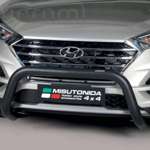 Hyundai Tucson 2018 - U alakú EU engedélyes Gallytörő rács - mt-171