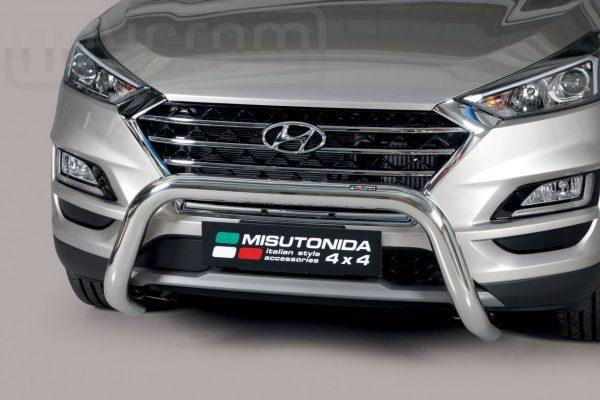 Hyundai Tucson 2018 - EU engedélyes Gallytörő rács - U alakú - mt-157