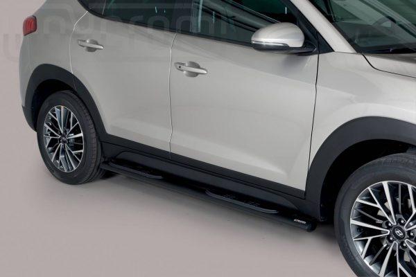 Hyundai Tucson 2018 - Ovális oldalfellépő - mt-198