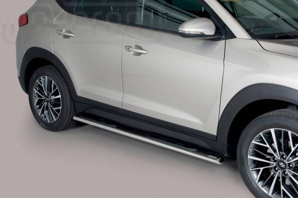 Hyundai Tucson 2018 - Ovális oldalfellépő - mt-192