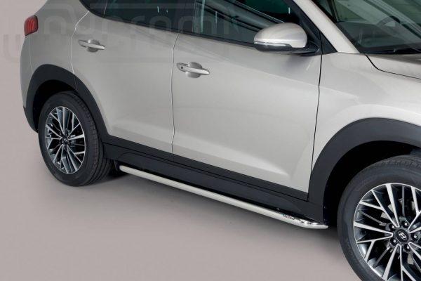 Hyundai Tucson 2018 - oldalsó csőküszöb - mt-274
