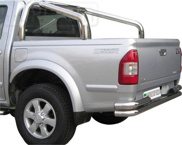 Isuzu D Max Double Cab 2007 2012 - Szimpla borulásvédő - mt-246