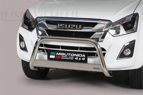 Isuzu D Max Double Cab 2017 - EU engedélyes Gallytörő rács - mt-133