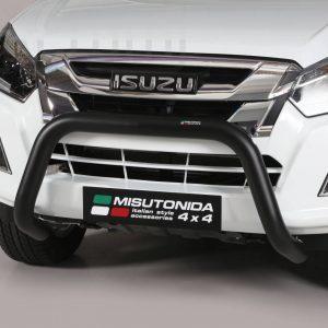 Isuzu D Max Double Cab 2017 - U alakú EU engedélyes Gallytörő rács - mt-161