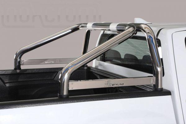 Isuzu D Max Double Cab 2017 - Szimpla borulásvédő - mt-253