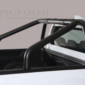 Isuzu D Max Double Cab 2017 - Szimpla borulásvédő - mt-254