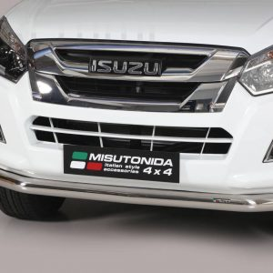 Isuzu D Max Double Cab 2017 - EU engedélyes Gallytörő - mt-270