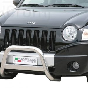 Jeep Compass 2007 2010 - EU engedélyes Gallytörő rács - mt-219