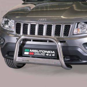 Jeep Compass 2011 2016 - EU engedélyes Gallytörő rács - mt-133
