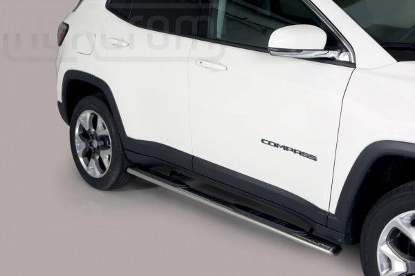 Jeep Compass 2017 - Ovális oldalfellépő - mt-192