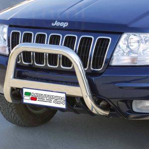 Jeep Grand Cherokee 1999 2005 - EU engedélyes Gallytörő rács - mt-219