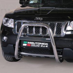 Jeep Grand Cherokee 2011 2014 - EU engedélyes Gallytörő rács - magasított - mt-214