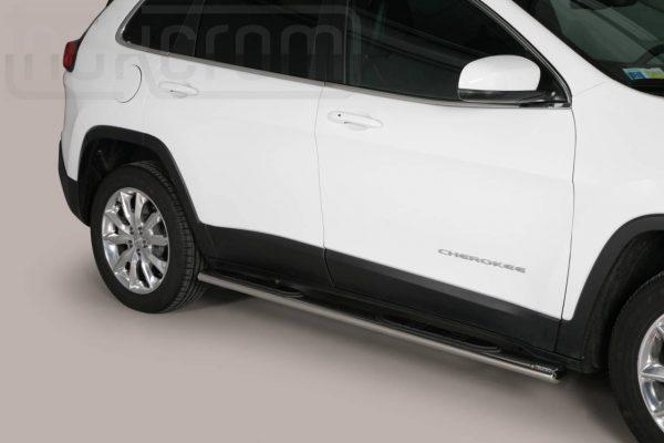 Jeep New Cherokee 2014 - Ovális oldalfellépő - mt-192